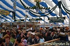 Frühlingsfest München 2015 Augustiner Zelt