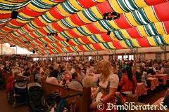 2Frühlingsfest München 2015 Hippodrom Zelt