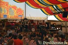 Frühlingsfest München 2015 Hippodrom Zelt