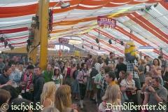 Stuttgarter Frühlingsfest 2015 Wasenwerit Zelt