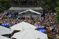Kocherlball 2016 Bühne