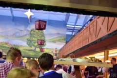 Wiesn 2015 Hacker Pschorr Festzelt