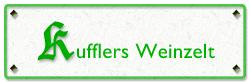 Kufflers Weinzelt