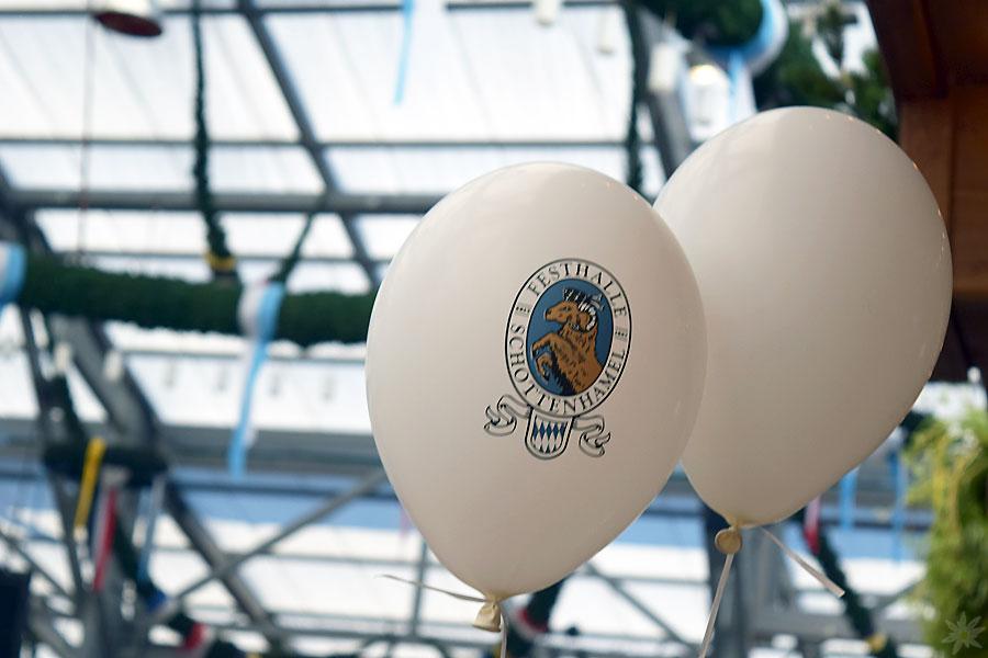 Schottenhamel Festzelt Innen Wiesn 2015