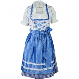 3-teiliges Midi-Dirndl-Set