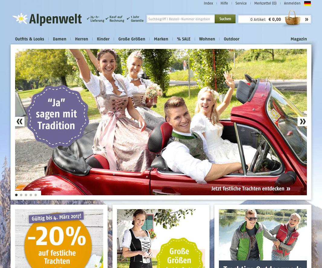 alpenwelt versand online dirndl shop mit vielen marken. Black Bedroom Furniture Sets. Home Design Ideas