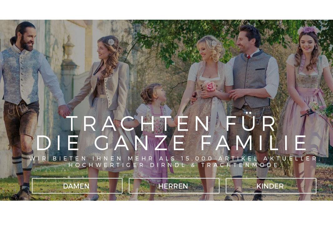 f35ac9c881869 Moser Dirndl und Lederhosen   Trachtenausstatter für die ganze Familie